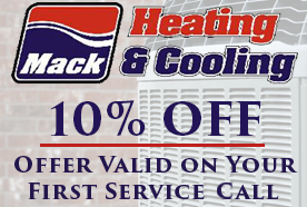 10% Off - Offer Valid on Your First Service Call